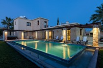 Villa Anemona is a the perfect family holiday villa for your vacations in Cyprus. This family villa comes very highly recommended and so early bookings with this villa are strongly advisable.